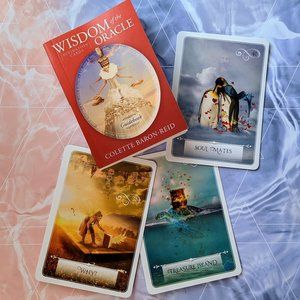 Wisdom of the Oracle | Beginner Oracle Card Deck